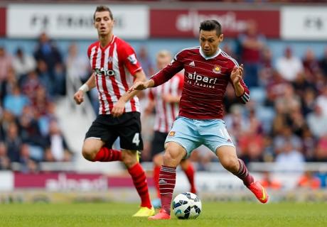 Mauro Zárate en la mira de Southampton