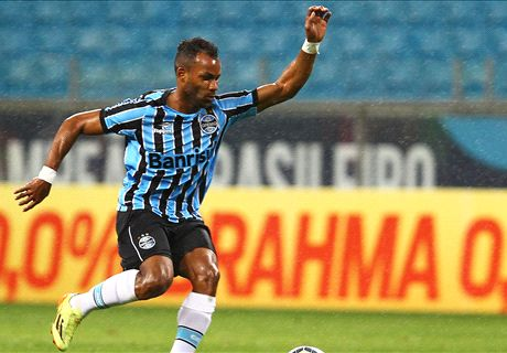 Fernandinho não deve seguir no Grêmio