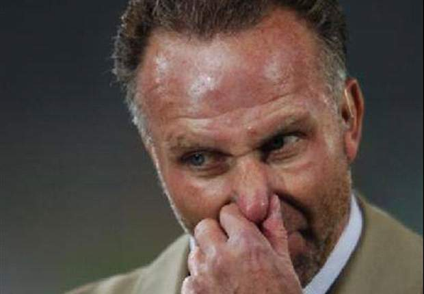 Rummenigge: Germany will not win 2014 World Cup