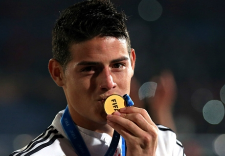 No club bigger than Real Madrid - James