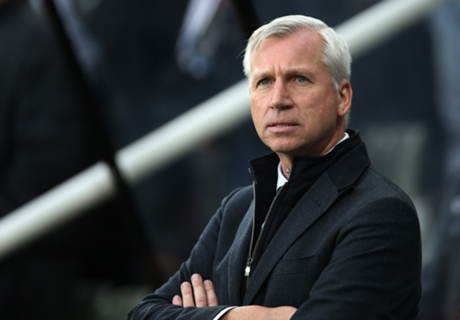 Pardew rues refereeing decision