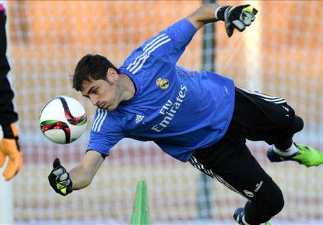 Tancredi: Casillas cold and calculating