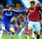 LIVE: Chelsea 1-0 West Ham