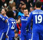 Chelsea 2-0 West Ham: Terry strikes