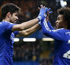 Classy Costa leads Chelsea past West Ham