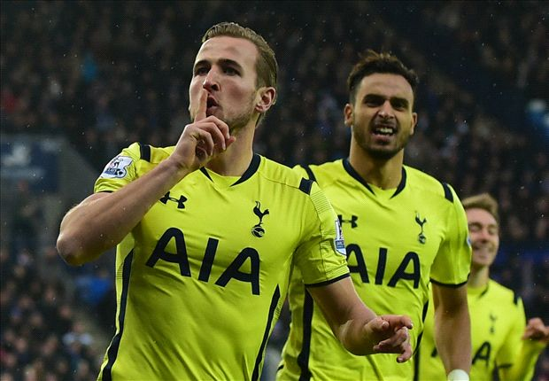 Leicester City 1-2 Tottenham: Eriksen & Kane save Spurs again