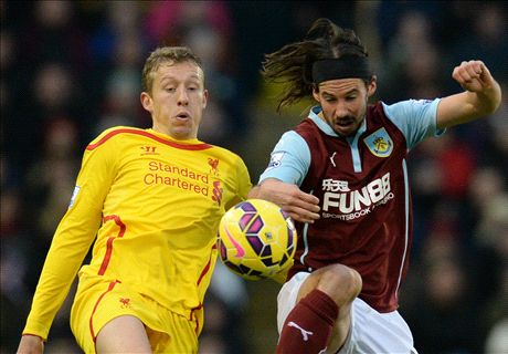 LIVE: Burnley 0-0 Liverpool