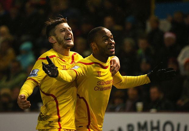 Burnley 0-1 Liverpool: Sterling gets Rodgers' Reds back to winning ways