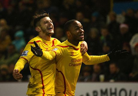 Liverpool Edges Burnley