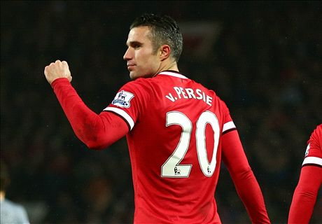 RVP unsure over Man Utd future