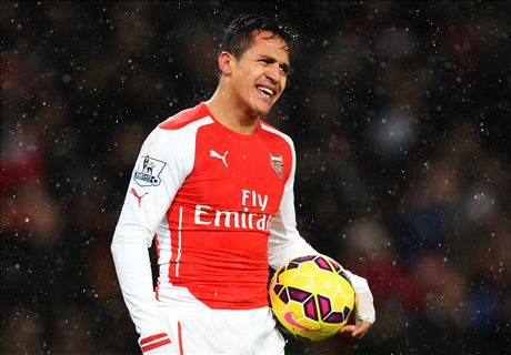 Giroud Puts Pressure On Sanchez
