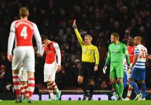 Arsenal 2-1 QPR