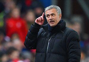 Selten zufrieden mit Schiedsrichter-Entscheidungen: Jose Mourinho