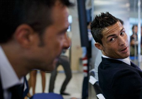 'Ronaldo will retire at Real Madrid'