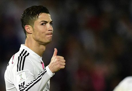 Ronaldo's agent rules out Man Utd return
