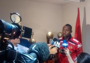 Caicedo fue recibido mejor en el DIM que en Avellaneda