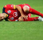 Marcelo Carrusca blow could hit Adelaide United hard