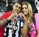 Juventus, Vidal si allena col Colo Colo