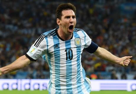 Goal-Team des Jahres: Mit Messi & CR7