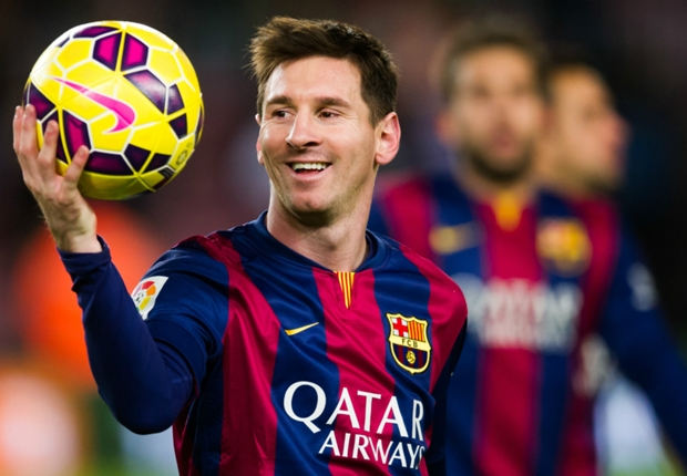 Record-breaker Messi to receive LFP tribute at Barcelona-Atletico clash