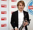 Modric, mejor jugador croata de 2014