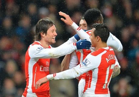 LIVE: West Ham United vs Arsenal