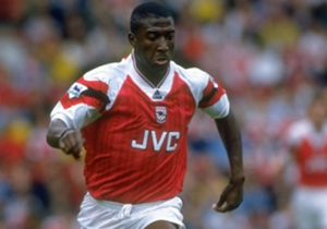On December 27, 1993 | Kevin Campbell scores his second hat-trick of the season as Arsenal beat Swindon Town 4-0.