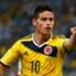 James Rodriguez Colombia Uruguay Fifa World Cup Brazil 28062014