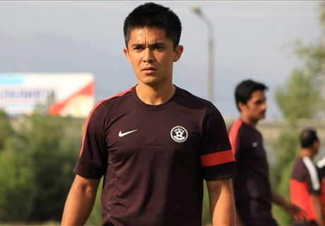 Chhetri voted AIFF Player of the Year
