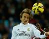 Luka Modric Bugar Untuk El Clasico