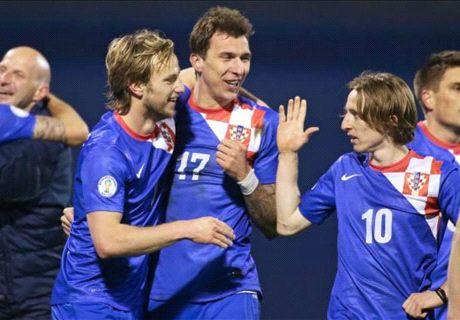 Luka Modric, mejor jugador croata de 2014