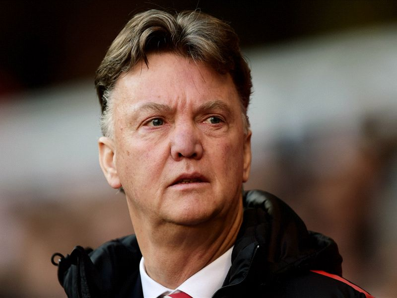 Van Gaal promises Manchester United improvement in 2015