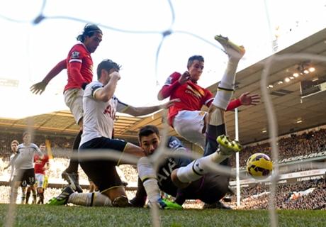 Manchester in 'white': 0-0 col Tottenham