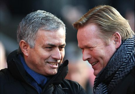 Koeman delighted after Chelsea draw