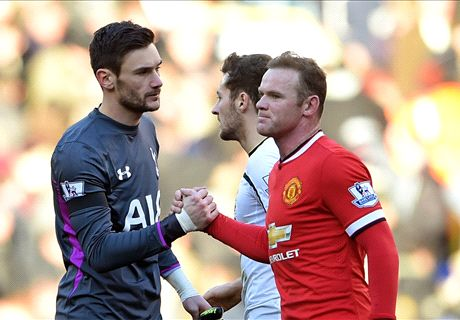 Man Utd kept at bay by brilliant Lloris