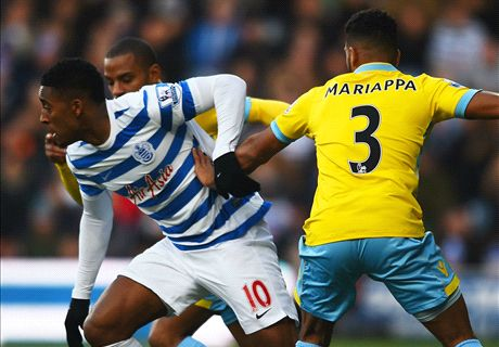 Palace hold QPR in drab affair