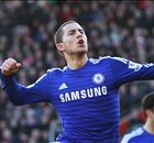 The rise of Chelsea talisman Hazard