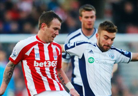 LIVE: Stoke 1-0 West Brom
