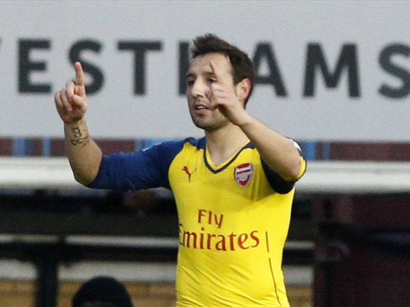 Cazorla wants central role with Arsenal