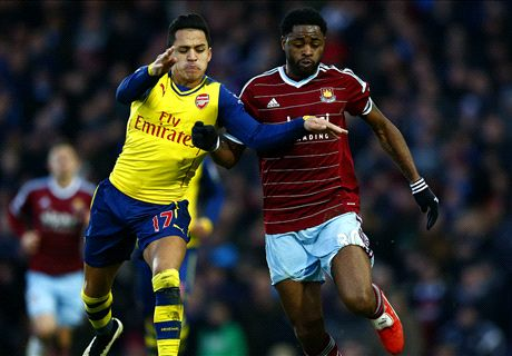 Player Ratings: West Ham 1-2 Arsenal