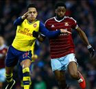 Ratings: West Ham United 1-2 Arsenal