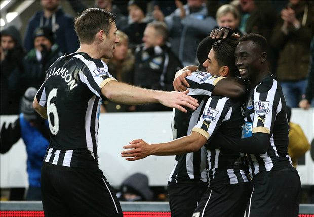 Newcastle 3-2 Everton: Clinical Colback helps Pardew return to winning ways