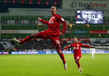 Bellarabi signs Leverkusen extension
