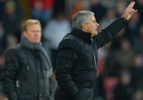 Mou blasts 'campaign' against Chelsea