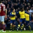 Welbeck gives Arsenal derby win | West Ham 1-2 Arsenal | Upton Park