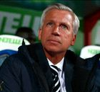 Transfer Talk: Pardew set for Palace job