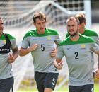 Socceroos training session: day 2 report