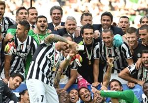 Record della Juventus per punti in una singola stagione di Serie A: 102.
