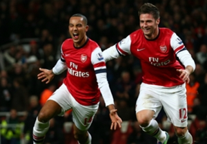 On December 29, 2012 | Arsenal give up a lead three times but eventually won 7-3 against Newcastle.