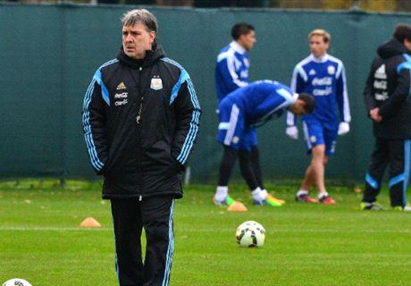 Argentine, Martino et son problème de riche